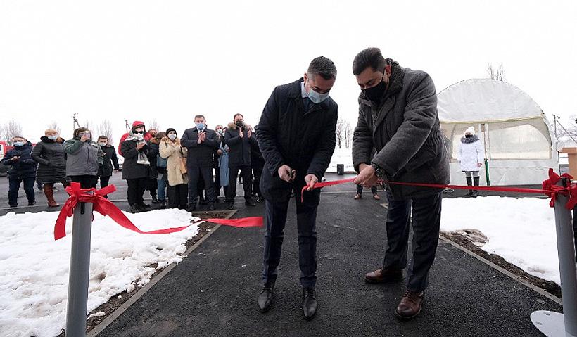 «Рассвет» открыл завод по выпуску полипропиленовых мешков