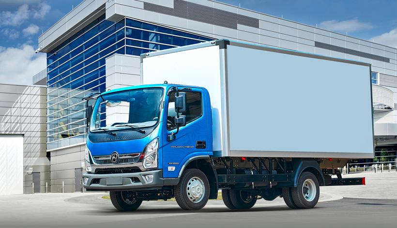«ГАЗ» возобновил серийное производство среднетоннажных бескапотных грузовиков