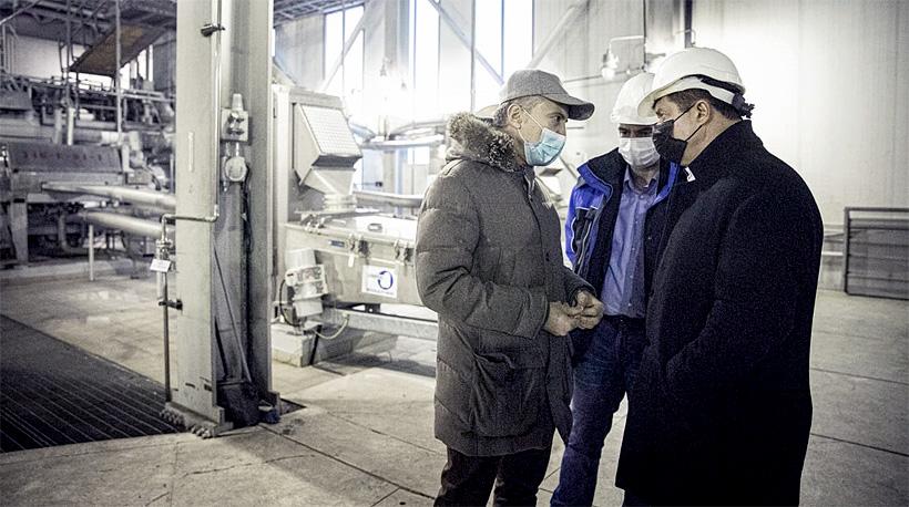 «Европласт» увеличит мощности для выпуска вторичного ПЭТ-гранулята